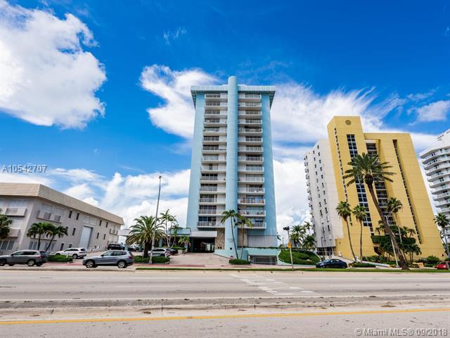 5838 Collins Ave 8A, Miami Beach, FL 33140 (MLS #A10542707) :: Albert Garcia Team