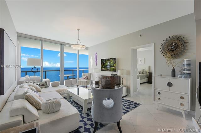 17121 Collins Ave #2502, Sunny Isles Beach, FL 33160 (MLS #A10542720) :: Green Realty Properties
