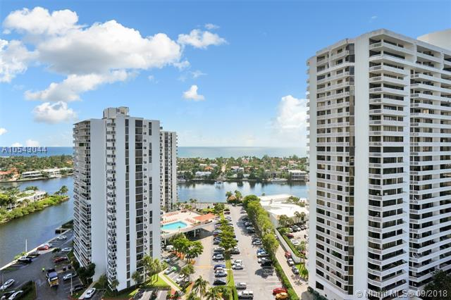 3731 N Country Club Dr #2021, Aventura, FL 33180 (MLS #A10543044) :: Green Realty Properties