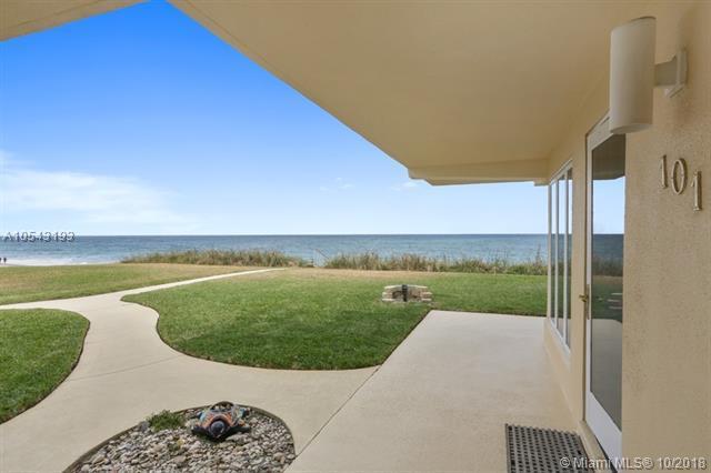 5060 N Ocean Dr #105, Riviera Beach, FL 33404 (MLS #A10543193) :: Green Realty Properties