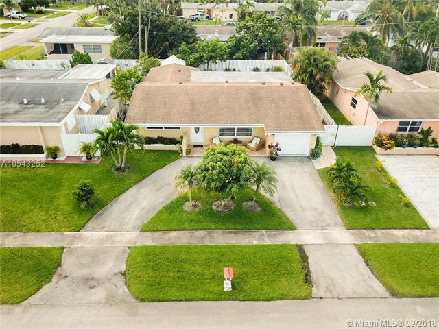 8370 NW 29th St, Sunrise, FL 33322 (MLS #A10543252) :: Green Realty Properties