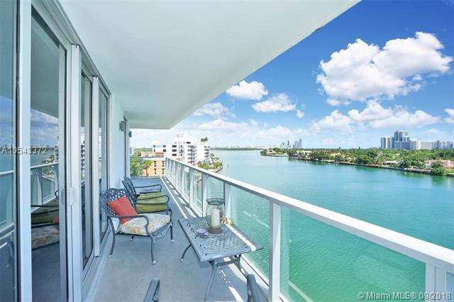 9901 E Bay Harbor Dr #701, Bay Harbor Islands, FL 33154 (MLS #A10543372) :: Ray De Leon with One Sotheby's International Realty