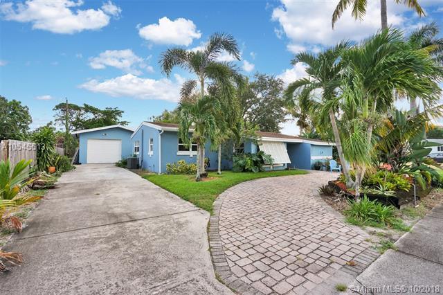2380 SW 15th St, Fort Lauderdale, FL 33312 (MLS #A10545513) :: Miami Villa Team
