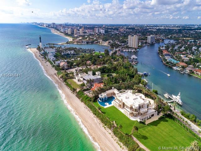 935 Hillsboro Miles, Hillsboro Beach, FL 33062 (#A10545841) :: Atlantic Shores