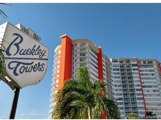 1301 NE Miami Gardens Dr 1716W, Miami, FL 33179 (MLS #A10546232) :: Green Realty Properties