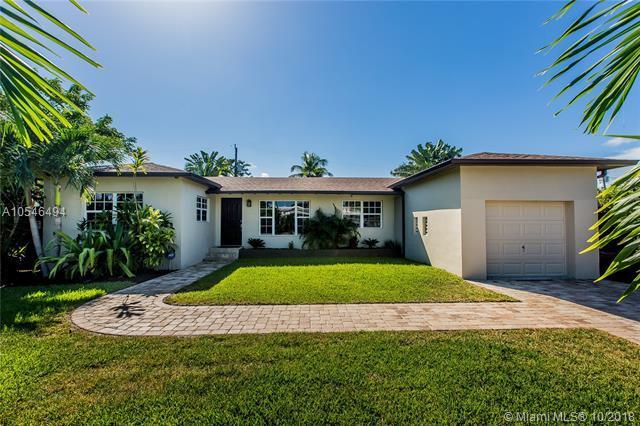 10800 NE 10th Pl, Miami, FL 33161 (MLS #A10546494) :: Green Realty Properties