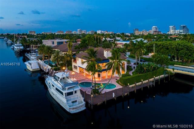 191 Seven Isles Drive, Fort Lauderdale, FL 33301 (MLS #A10546718) :: Green Realty Properties