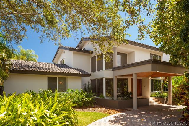 5721 SW 58th Ct, South Miami, FL 33143 (MLS #A10547051) :: Carole Smith Real Estate Team