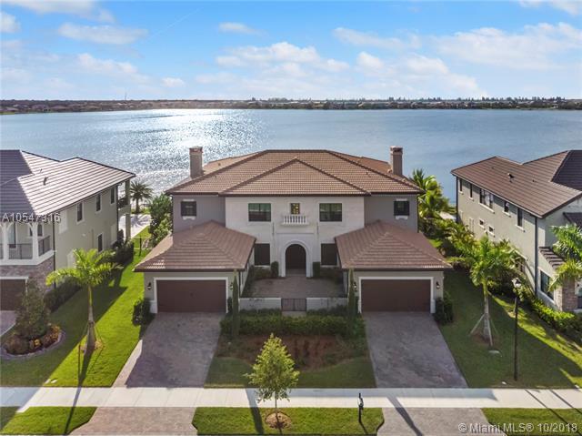8605 E Watercrest Cir E, Parkland, FL 33076 (MLS #A10547316) :: Green Realty Properties