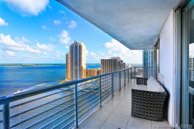 335 S Biscayne Blvd #2809, Miami, FL 33131 (MLS #A10547472) :: The Riley Smith Group