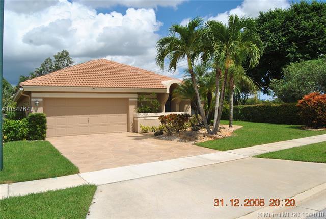 11294 Clover Leaf Cir, Boca Raton, FL 33428 (MLS #A10547647) :: Green Realty Properties