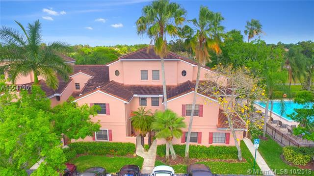 501 SW 158TH TERR #104, Pembroke Pines, FL 33027 (MLS #A10547901) :: Green Realty Properties