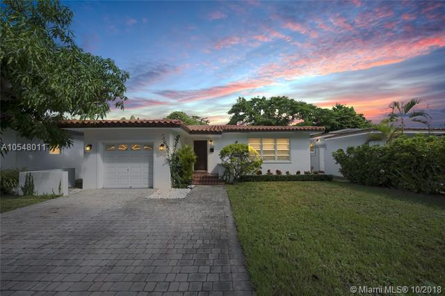 645 Bird Rd, Coral Gables, FL 33146 (MLS #A10548011) :: The Jack Coden Group