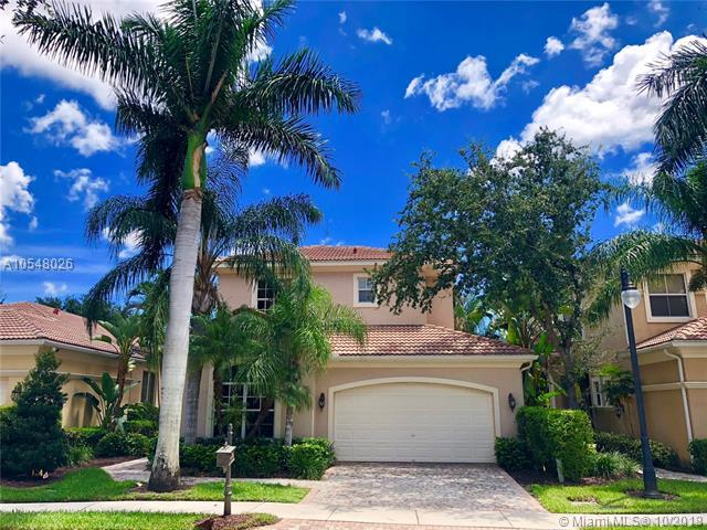 142 Andalusia Wy, Palm Beach Gardens, FL 33418 (MLS #A10548026) :: Green Realty Properties