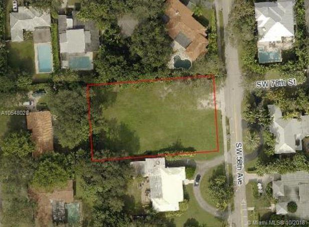 7810 SW 58th Ave, South Miami, FL 33143 (MLS #A10548028) :: Hergenrother Realty Group Miami