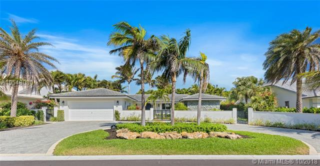 217 Pirates Pl, Jupiter Inlet Colony, FL 33469 (MLS #A10548080) :: Green Realty Properties