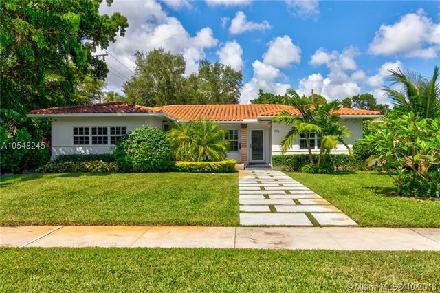 195 NW 96th St, Miami Shores, FL 33150 (MLS #A10548245) :: Hergenrother Realty Group Miami