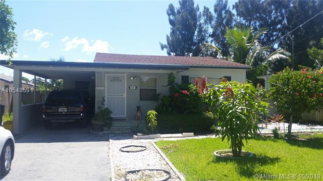 601 NE 3rd Ave, Delray Beach, FL 33444 (MLS #A10548531) :: Green Realty Properties