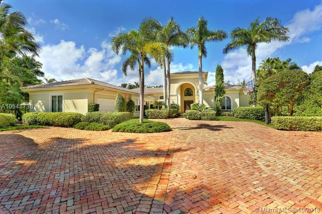 11062 SW 59th Ct, Pinecrest, FL 33156 (MLS #A10548738) :: The Teri Arbogast Team at Keller Williams Partners SW