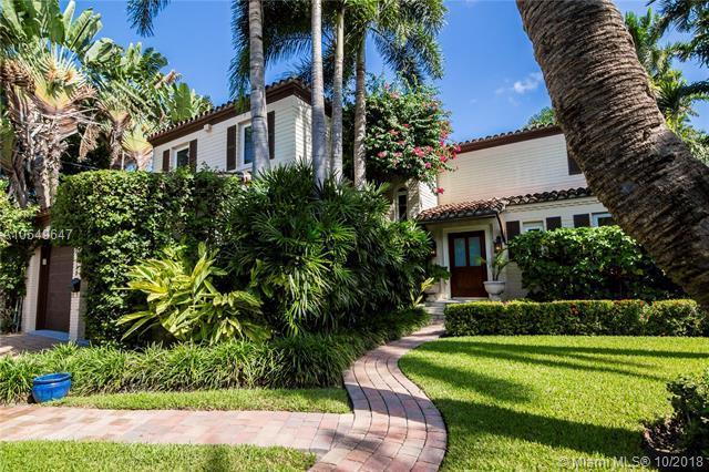 5715 N Bay Rd, Miami Beach, FL 33140 (MLS #A10549647) :: Green Realty Properties