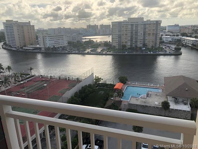 1849 S Ocean Dr #1202, Hallandale, FL 33009 (MLS #A10549720) :: Green Realty Properties