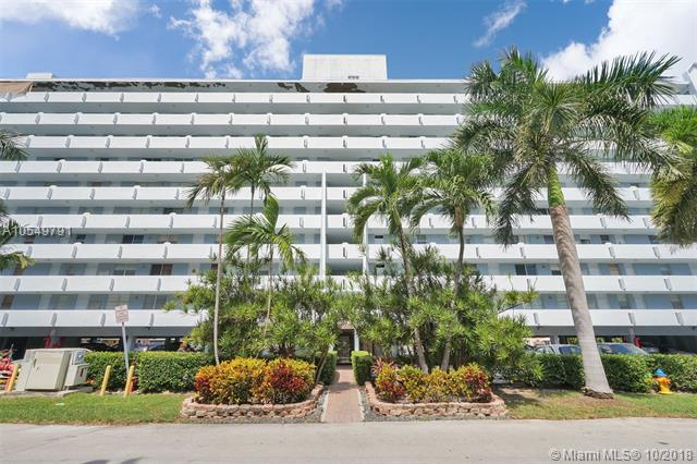 3703 NE 166 ST #709, North Miami Beach, FL 33160 (MLS #A10549791) :: Green Realty Properties