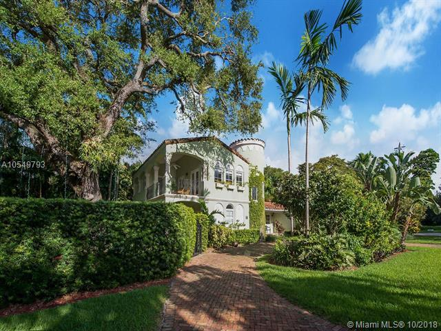 1800 Columbus Blvd, Coral Gables, FL 33134 (MLS #A10549793) :: The Jack Coden Group