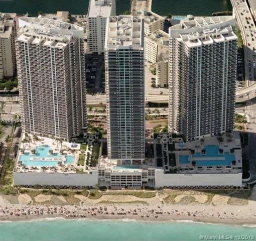1850 S Ocean Dr #1205, Hallandale, FL 33009 (MLS #A10549914) :: Green Realty Properties