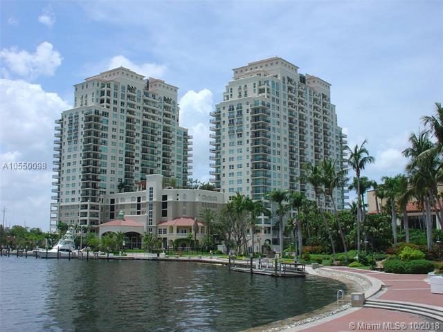 600 W Las Olas #909, Fort Lauderdale, FL 33312 (MLS #A10550098) :: Green Realty Properties