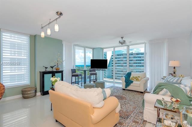 2821 N Ocean Blvd 703S, Fort Lauderdale, FL 33308 (MLS #A10550202) :: Green Realty Properties