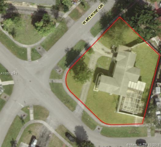 496 W Melrose Cir, Fort Lauderdale, FL 33312 (MLS #A10551042) :: Green Realty Properties