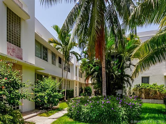 1056 Jefferson Av #15, Miami Beach, FL 33139 (MLS #A10551154) :: Green Realty Properties
