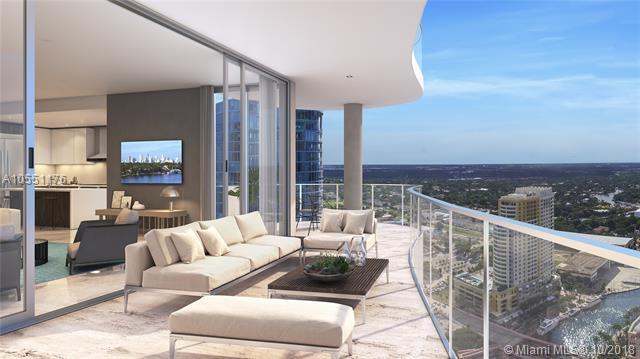 100 E Las Olas Boulevard #4404, Fort Lauderdale, FL 33301 (MLS #A10551176) :: Green Realty Properties