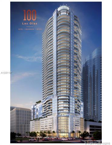 100 E Las Olas Boulevard #3701, Fort Lauderdale, FL 33301 (MLS #A10551187) :: The Riley Smith Group