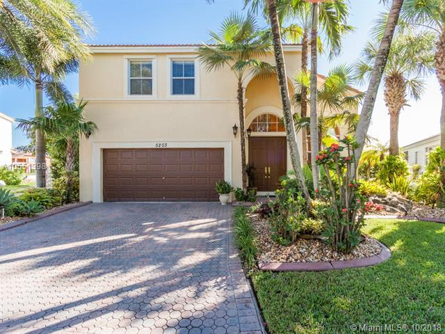 5203 SW 158th Ave, Miramar, FL 33027 (MLS #A10551398) :: The Teri Arbogast Team at Keller Williams Partners SW