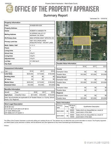 209&252, Homestead, FL 33031 (MLS #A10551949) :: Prestige Realty Group