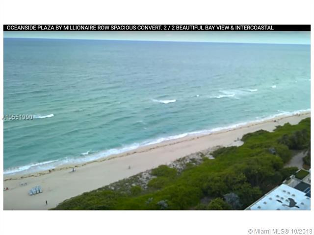 5555 Collins Ave 9T, Miami Beach, FL 33140 (MLS #A10551990) :: Green Realty Properties