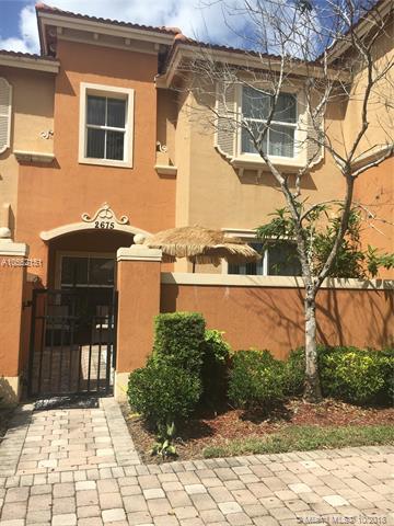 2675 SW 121st Ter #706, Miramar, FL 33025 (MLS #A10552151) :: Green Realty Properties