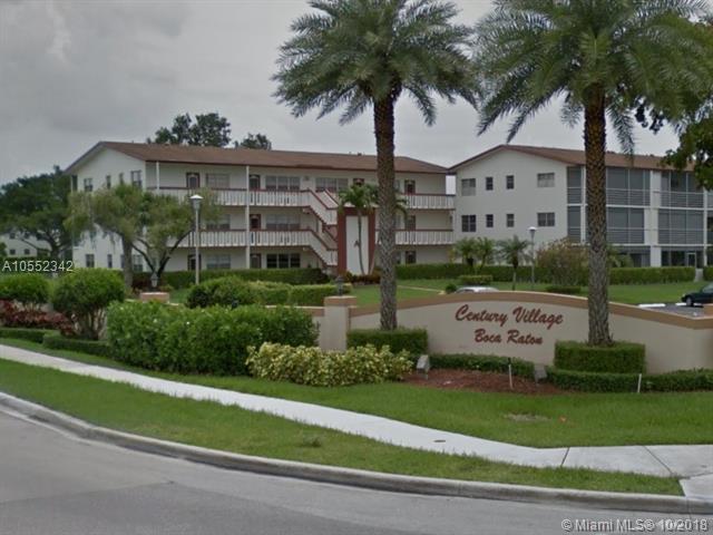 250 Brighton F F, Boca Raton, FL 33434 (MLS #A10552342) :: The Riley Smith Group
