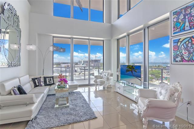 3451 NE 1st Ave Pm01, Miami, FL 33137 (MLS #A10552368) :: Keller Williams Elite Properties