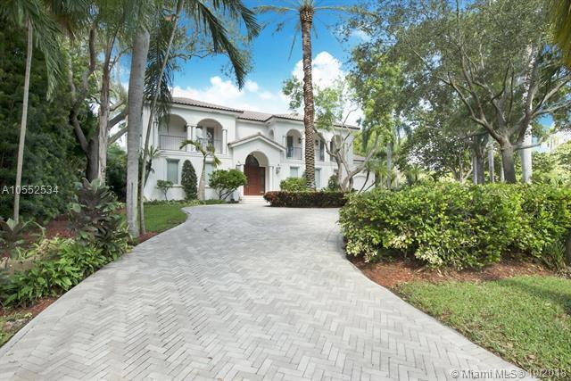 166 Isla Dorada Blvd, Coral Gables, FL 33143 (MLS #A10552534) :: The Maria Murdock Group