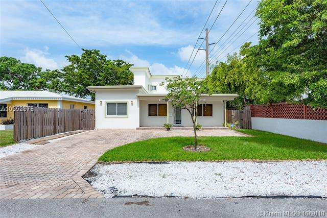 1129 NE 16th St, Fort Lauderdale, FL 33304 (MLS #A10552878) :: Green Realty Properties