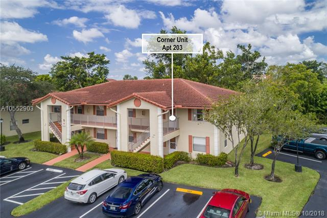 3061 Holiday Springs Blvd #203, Margate, FL 33063 (MLS #A10552903) :: Prestige Realty Group