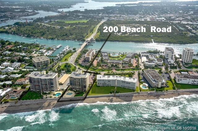200 Beach Road #803, Tequesta, FL 33469 (MLS #A10552961) :: The Riley Smith Group