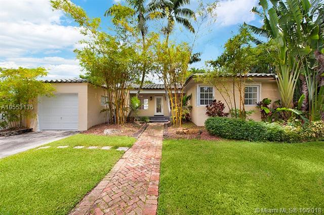 7425 Belle Meade Blvd, Miami, FL 33138 (MLS #A10553136) :: The Jack Coden Group