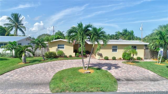261 SE 8th St, Pompano Beach, FL 33060 (MLS #A10553250) :: Green Realty Properties