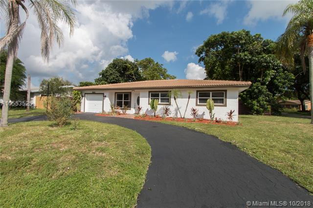 3111 NW 68th Ct, Fort Lauderdale, FL 33309 (MLS #A10553525) :: Green Realty Properties
