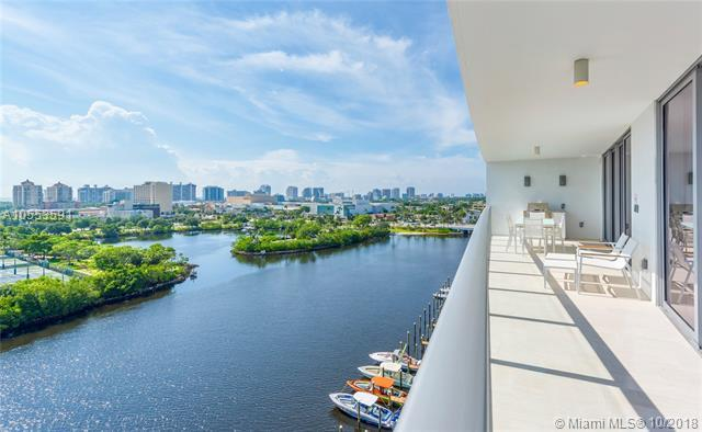 1180 N Federal Hwy #801, Fort Lauderdale, FL 33304 (MLS #A10553591) :: Green Realty Properties