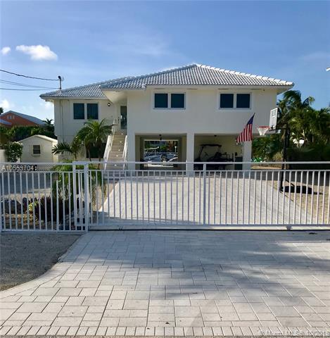 480 Bahia Ave, Other City - Keys/Islands/Caribbean, FL 33037 (MLS #A10553704) :: Green Realty Properties