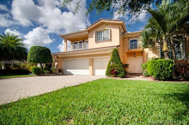 4848 NW 124th Way, Coral Springs, FL 33076 (MLS #A10553861) :: The Riley Smith Group
